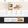 食品企业网站