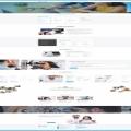 自适应企业网站模板(1)